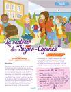 Les récits publiés dans le magazine Julie | Les récits de Camille