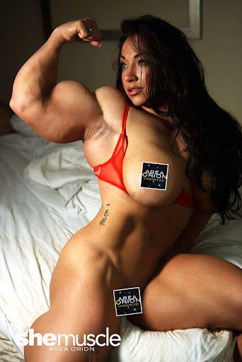 Brandi Mae 15 Female Bodybuilder