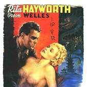 Con Everett Sloane Rita Hayworth Orson Welles Glenn Anders Ted De