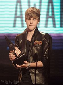 Justin Bieber gets a 2011 American Music Award nomination | The Justin