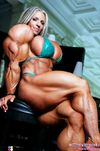 Debia LaszewskiFemale muscle and breast expansion morphhttp