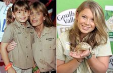 Bindi Irwin at 14: What She Looks Like All Grown Up! | ExtraTV com