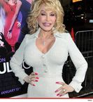 Legendary country diva Dolly Parton got busted last night