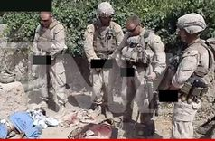 Marines Charged for Urinating on Taliban Corpses | TMZ com