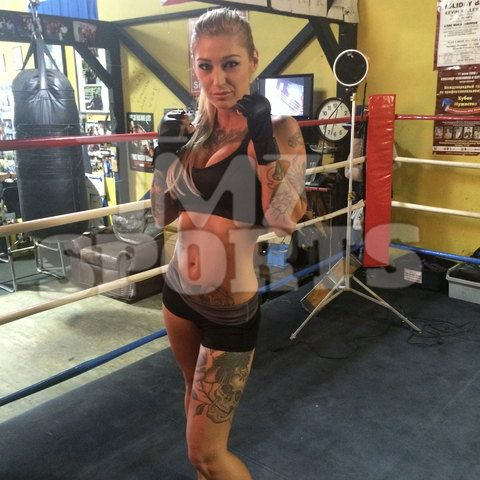 Joanna Angel S Ronda Rousey Parody Debuts