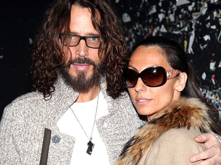 Chris Cornell Wife's Chilling Account Of Singer's Last Moments - TMZ.com