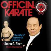 Spring 2012 Official Karate Jhoon Rhee Tony Annesi