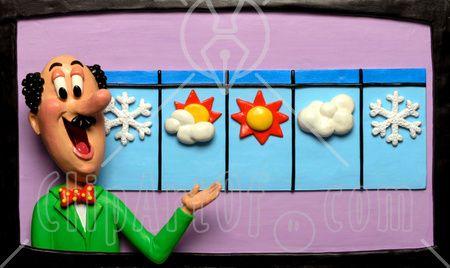 Funny Weatherman