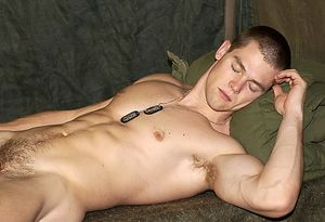 Military Eye Candy: Nude Sleeping (Soldier) Beauty | Marquesate's Gay