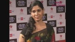 Sakshi Tanwar || Xpose her Back in Black Blouse » Hot Sakshi Tanwar