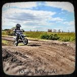 8yr old Diego Cortes having lot's of fun riding his custom black 50cc