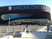 Barclays Center. Here Plays Brooklin Basketball team! | New York 2012