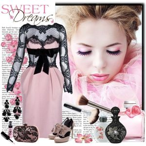 Sweet Dreams, created by fashion-mariquita-camy on  | Janeth's Boa