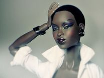 Muse, via Flickr  | Ebony Dolls