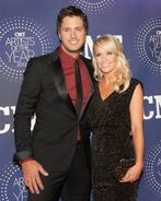 Luke Bryan and his wife | LUKE BRYAN MR HOTTIE!