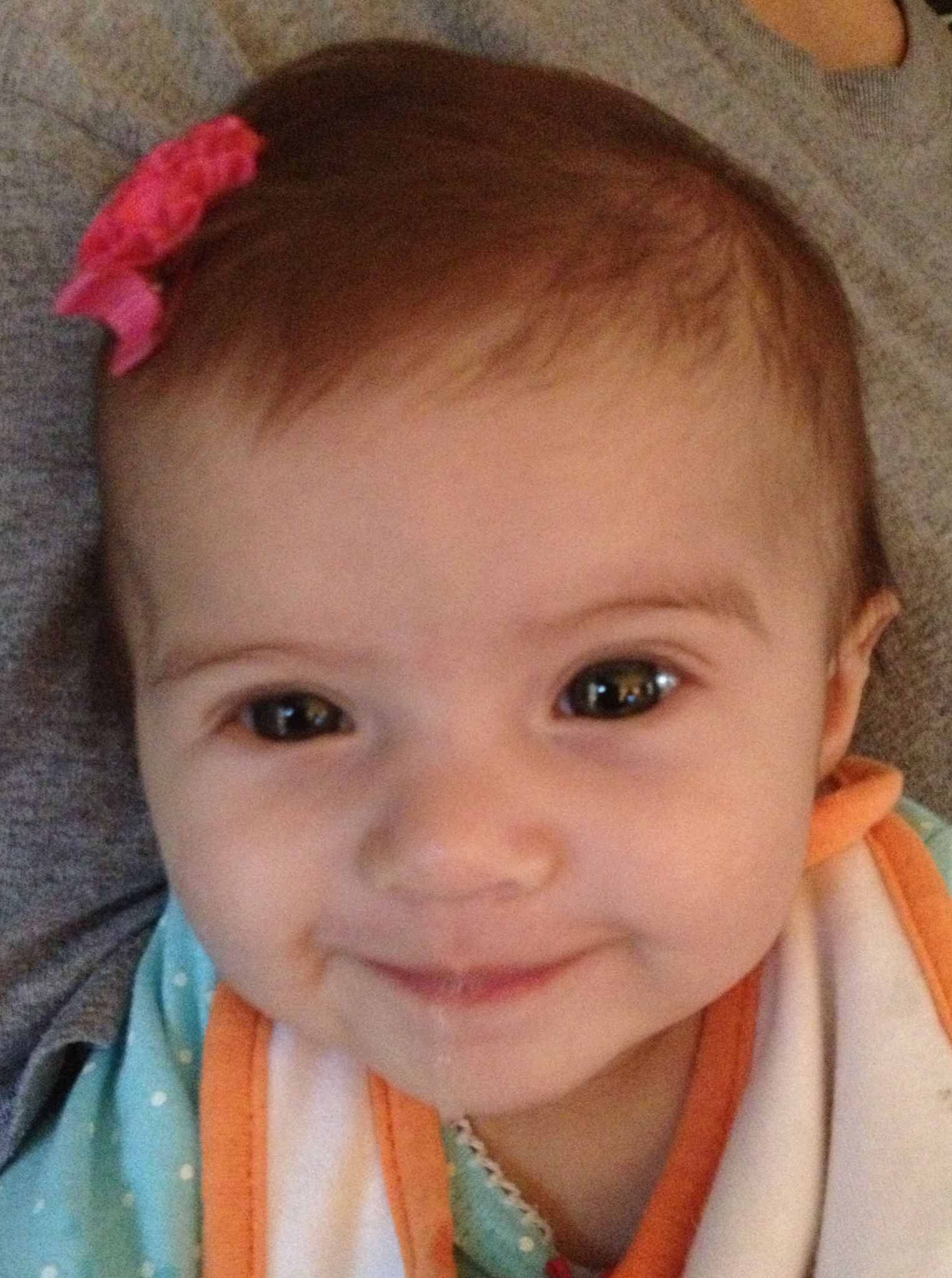 Alejandra 33 Months Ago