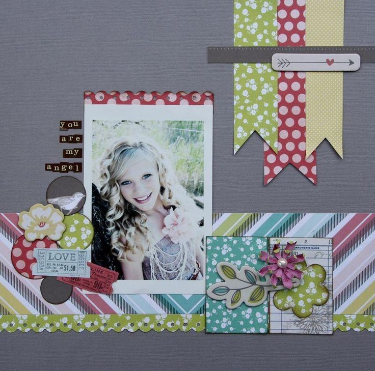 Kelli Mccarty Photo Layout
