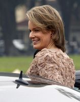 Queen Mathilde of the Belgians | Queen Mathilde of The Belgians