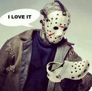 Jason Friday the 13th humor | Shiz & Giggles