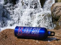 Boston Red Sox BPA Free Rhinestone Water Bottle Image
