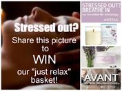 Pin to Win: Stress Fix Body Crème, Travel Stress Fix Soaking Salts