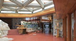 Petra Island  New York, United States | Homes Frank Lloyd Wright