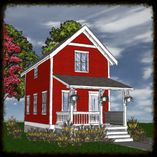 Perfect tiny house :) | Small house  Dream House