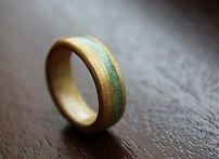 LordOfTheRings / Drevený prste? Amazonit kruh | ŠIK