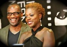 Viola Davis Husband | Viola Davis and her husband, Julius Tennon