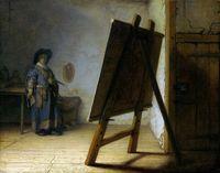 anna mancini 10 weeks ago rembrandt il pittore nello studio 1625 1628