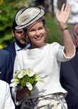 Queen Mathilde of the Belgians | Royal Hats Galore