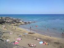 Puerto Del Carmen: Nudest Beach  I made sure u cudnt see anythin in