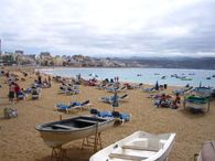 to be beach :)  Picture of Las Palmas de Gran Canaria, Gran Canaria