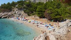 Diving center camping � Bild von Krk Island, Kvarner Bay Islands