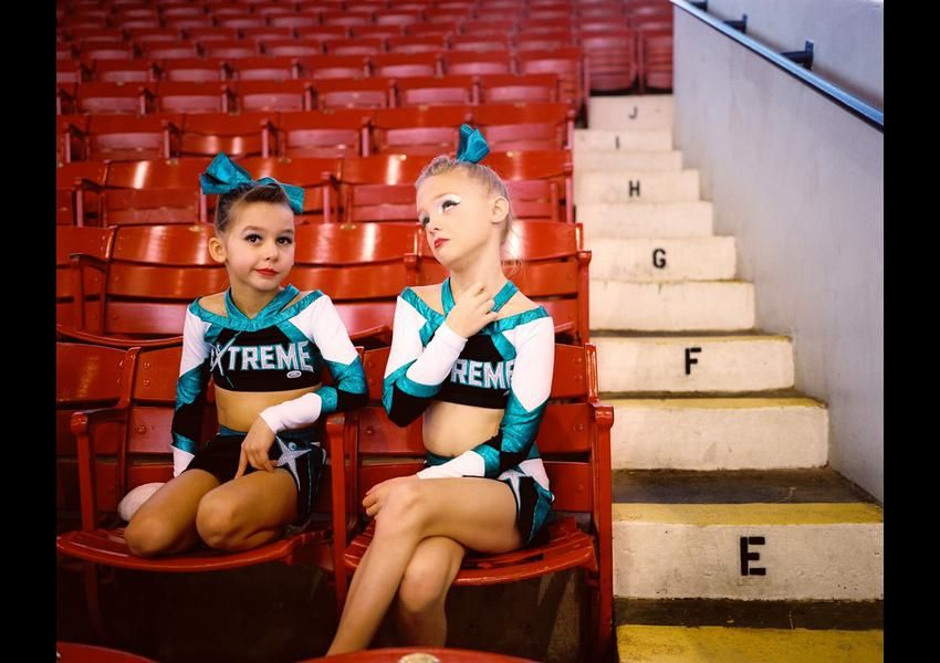 Cheer Extreme Allstars
