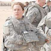 Sgt. Michelle Pierce Of North Little Rock Dons Her Gear