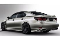 2013 Lexus LS 460 F Sport Gets Ready for 2012 SEMA Show