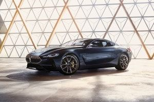 BMW Concept 8 Series Unveiled Ahead of 2018 Production Model - Edmunds.com