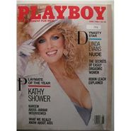June 1986 Playboy, Linda Evans Nude