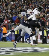 Patriots vs  Ravens: AFC Championship 2013, 4th Quarter | masslive com