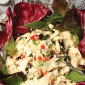 To The Kalamazoo Gazette Suzanne Snyder's Christmas Cauliflower Salad