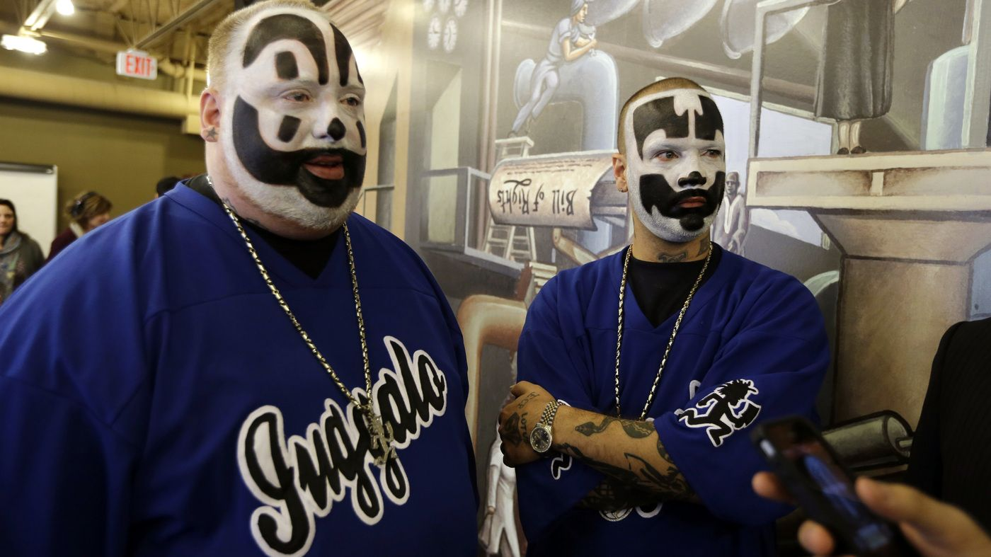 Who Are The Juggalos And Why Are They Marching In Washington, DC? - NPR