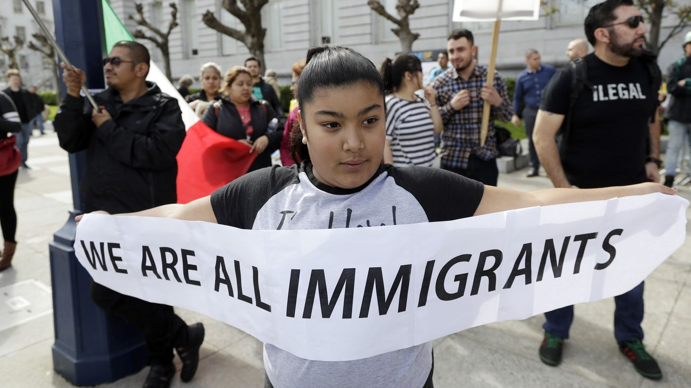 Lawmakers Vote To Make California A 'Sanctuary State'