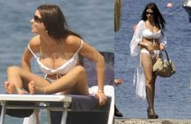 Pictures of Sofia Vergara Wearing a Bikini in Italy 20100712 12:30