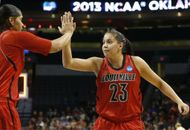 Shoni Schimmel, Louisville crash the NCAA Women's Tournament Final