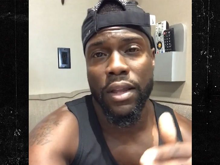 Kevin Hart Shames Celebs Donate Big Bucks to Harvey Relief - TMZ.com