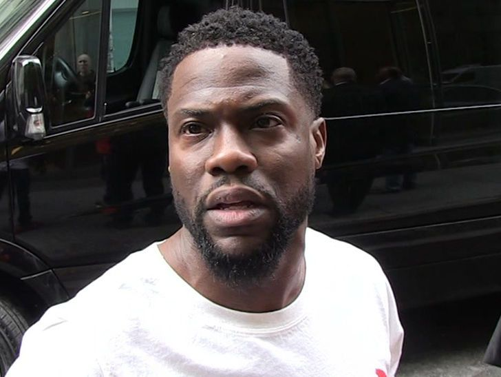 Kevin Hart I'm Being Extorted Over a Sexually Suggestive Video - TMZ.com