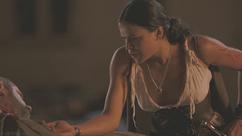 Michelle Rodriguez Hard Nipple Pokies Video from Blood Rayne