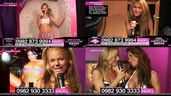 Donna Duke First Babestation Freeview Show