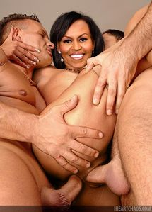 Like this lovely Michelle Obama double-dicking picture I did sometime